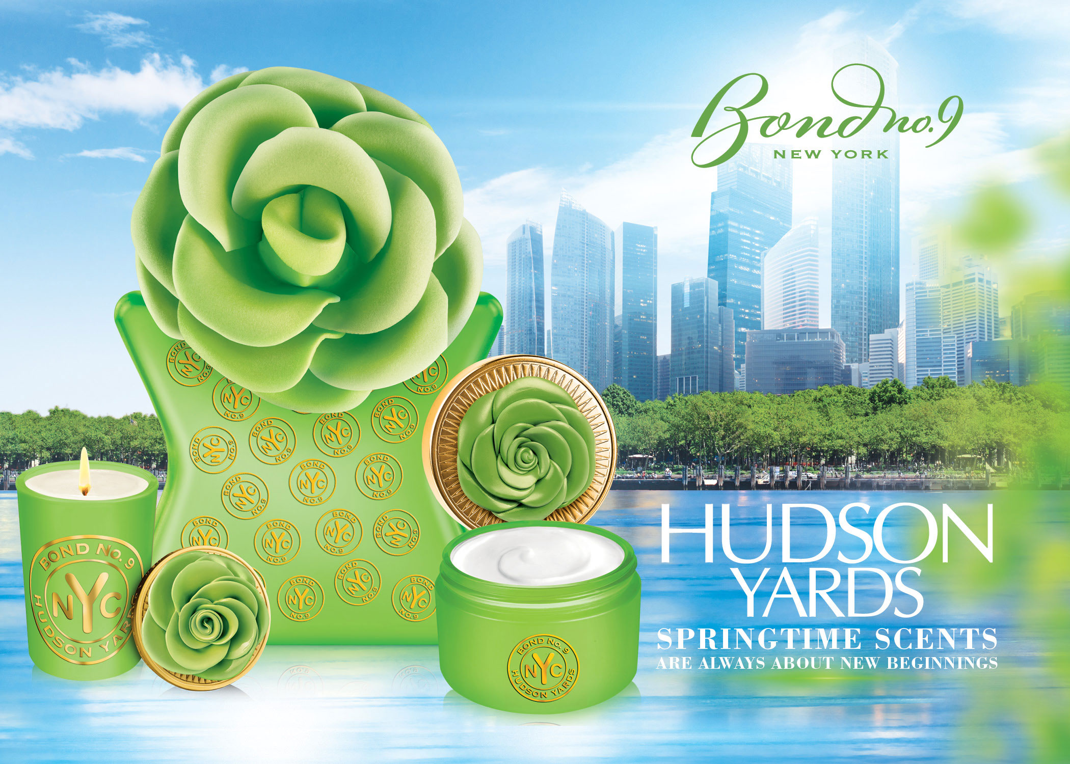 Bond No. 9 Hudson Yards