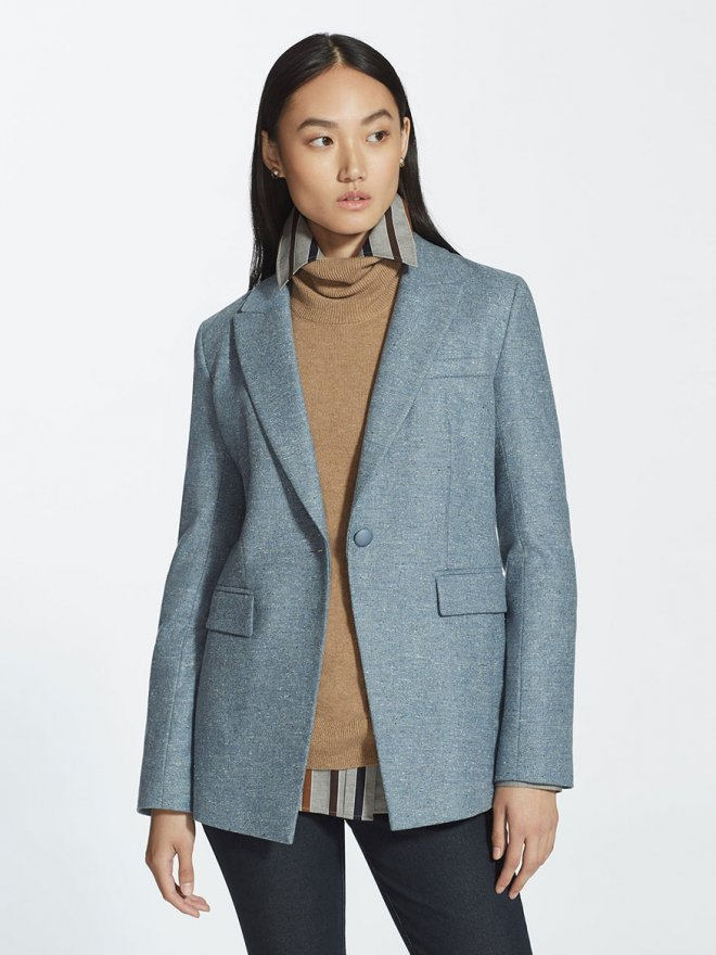 Lafayette 148 New York Distinctive Jacket