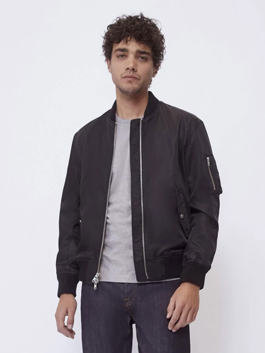 BLDWN The Coray Jacket in Black