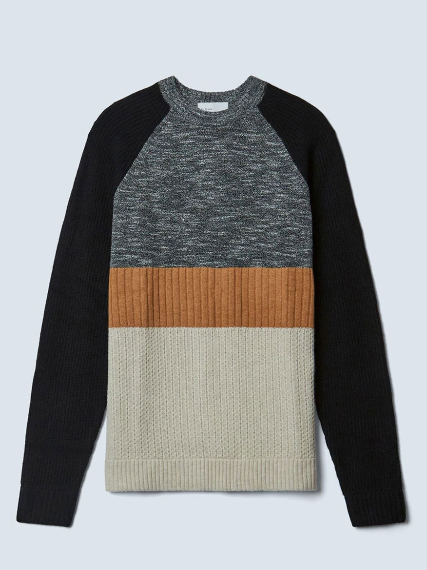 BLDWN The Rene Sweater in Combo