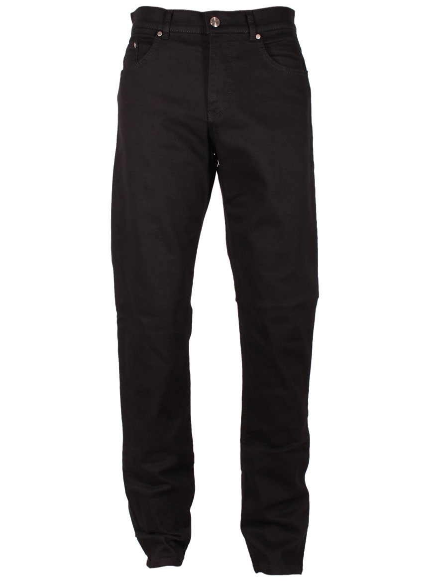 Brax Cooper Masterpiece Denim in Perma Black