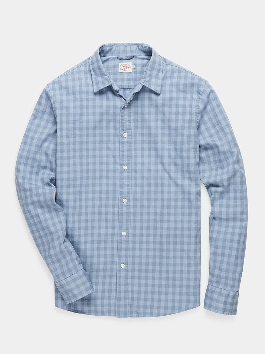 Buy Movement Shirt Flint Blue Tops Larrimors.com