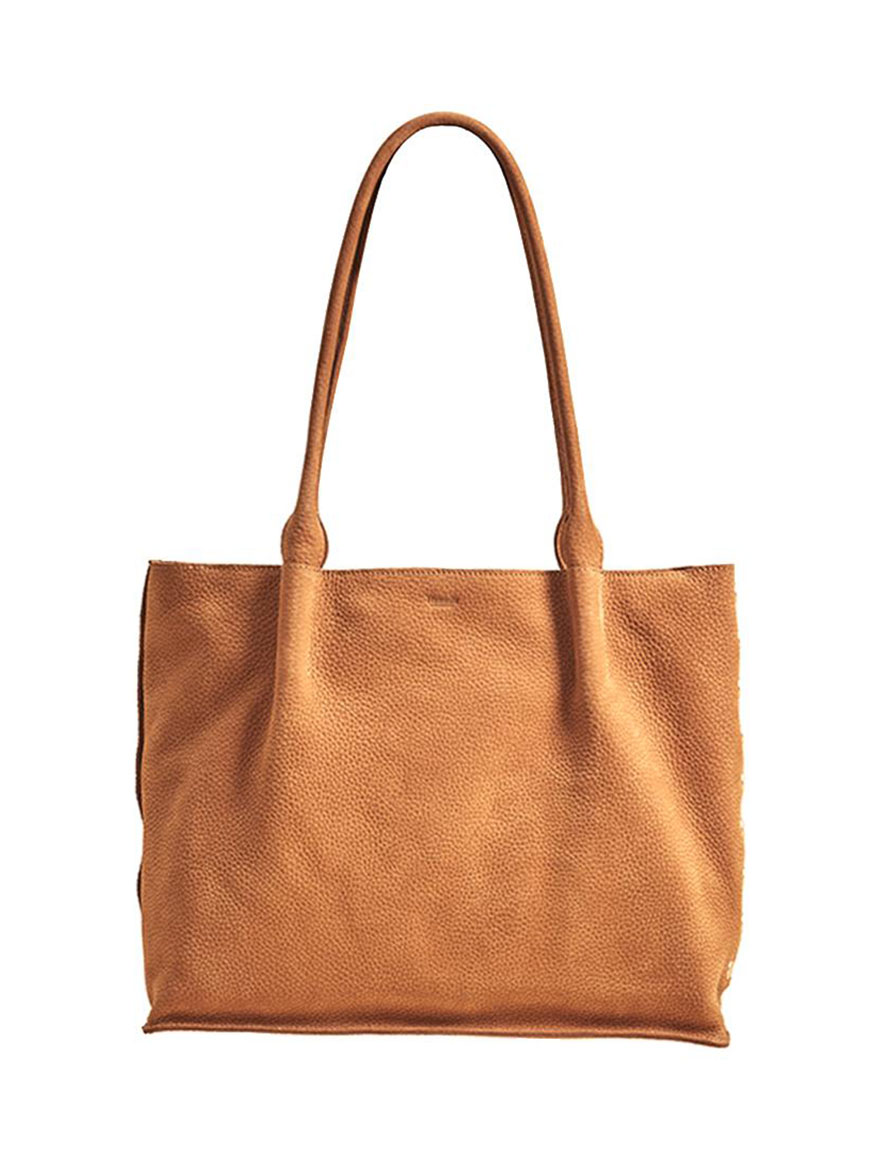 Hammitt Los Angeles Oliver Zip Tote in Tan