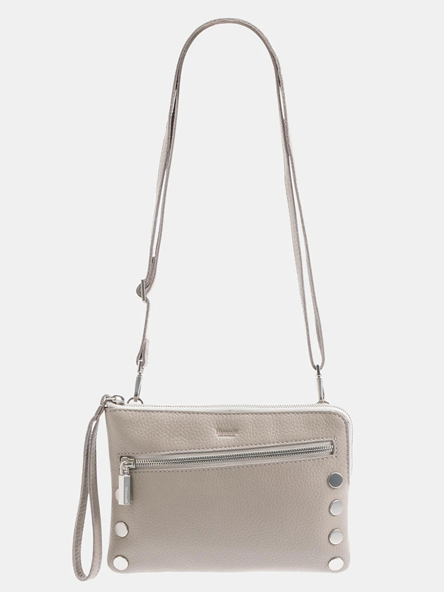 Buy Nash 2 Small Clutch Cozy Grey Handbags Larrimors.com