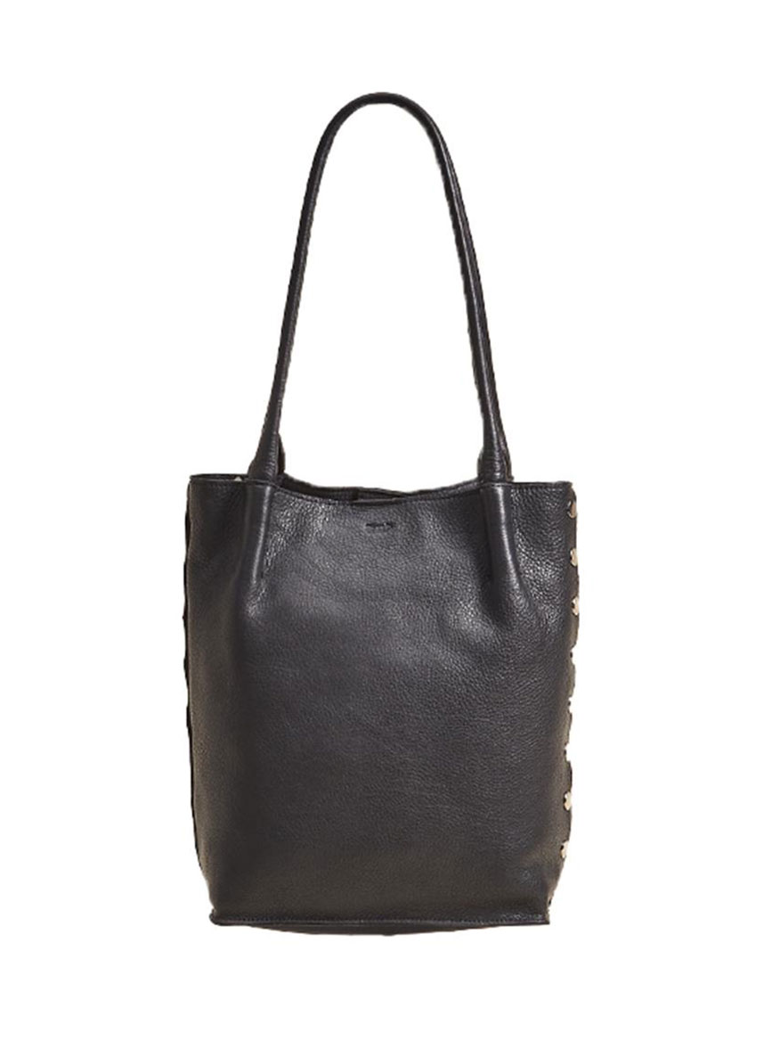 Hammitt Los Angeles Oliver Medium Tote in Black