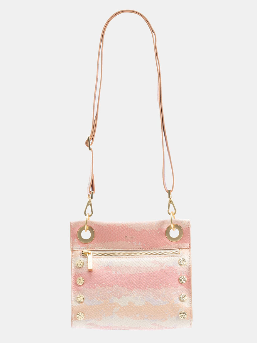 Buy Tony Small Crossbody Pink Handbags Larrimors.com