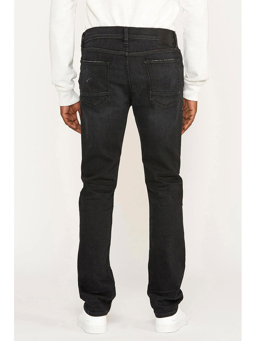 Hudson Blake Slim Straight Jeans in Expansion