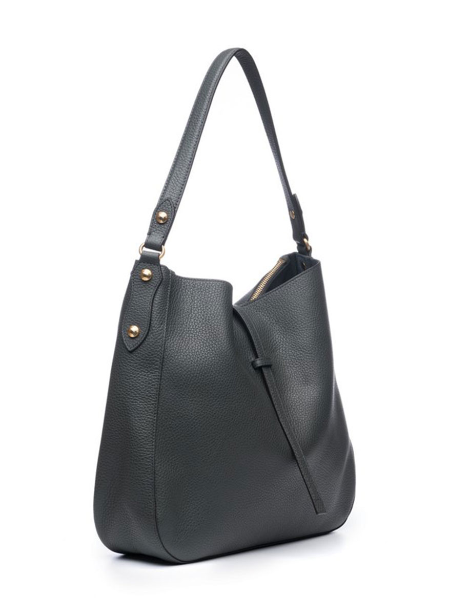 Annabel Ingall Brooke Hobo in Pear
