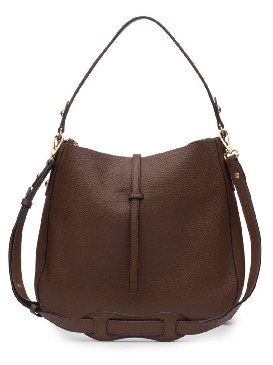 Annabel Ingall Brooke Hobo in Tortoise Shell