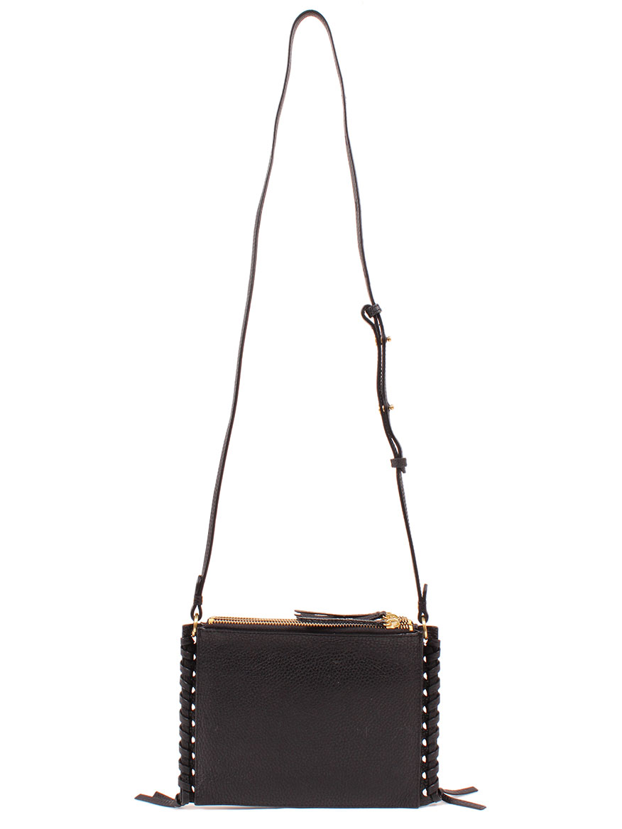 Annabel Ingall Everly Crossbody in Black