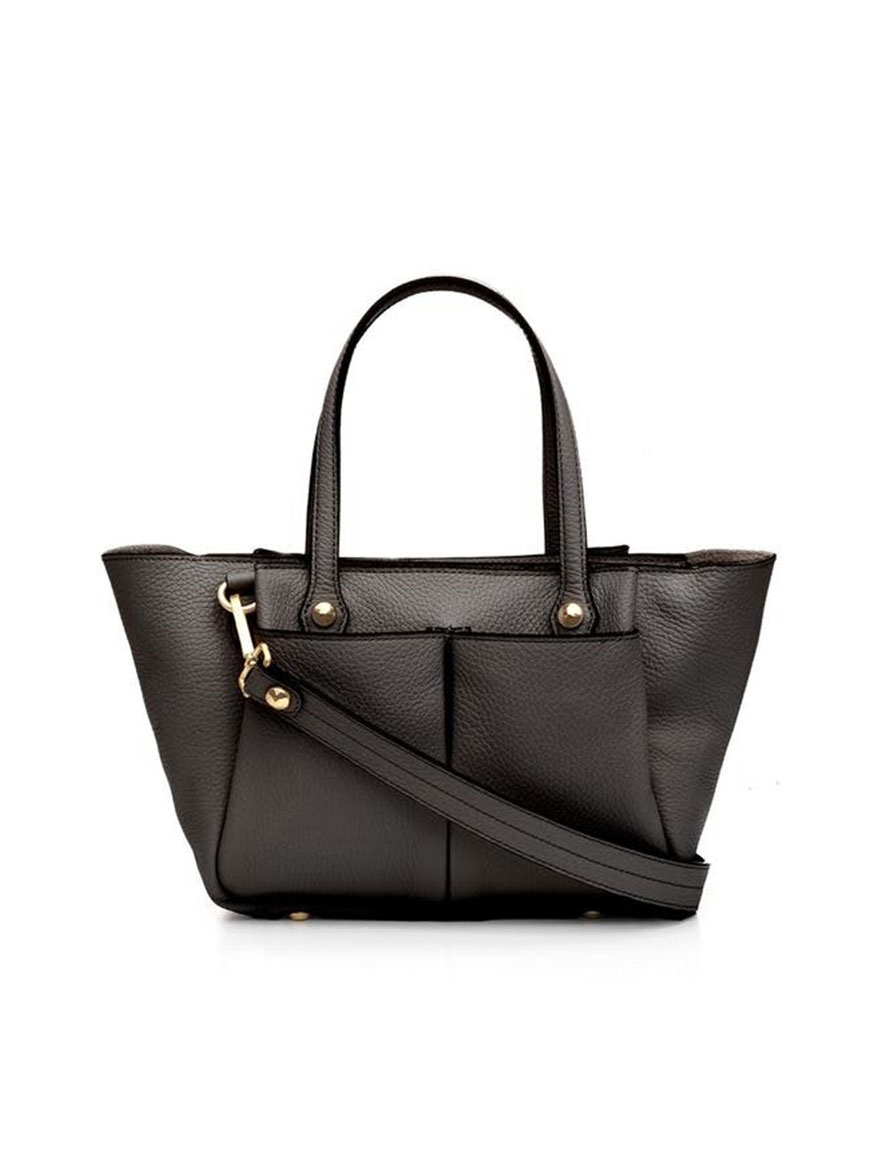 Annabel Ingall Georgina Mini Tote in Black