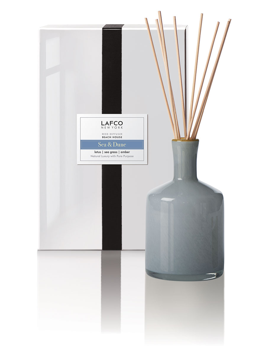 LAFCO Sea and Dune Beach House Reed Diffuser 15oz
