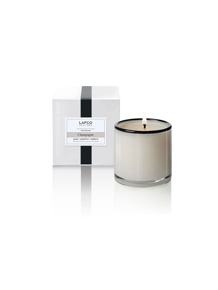 LAFCO Champagne Penthouse Classic Candle 6.5oz