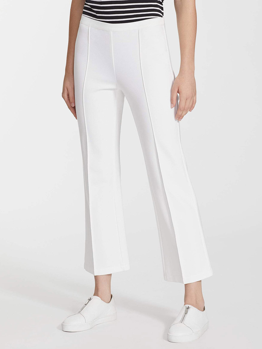 Buy Punto Milano Houston Pant White Pants Larrimors.com