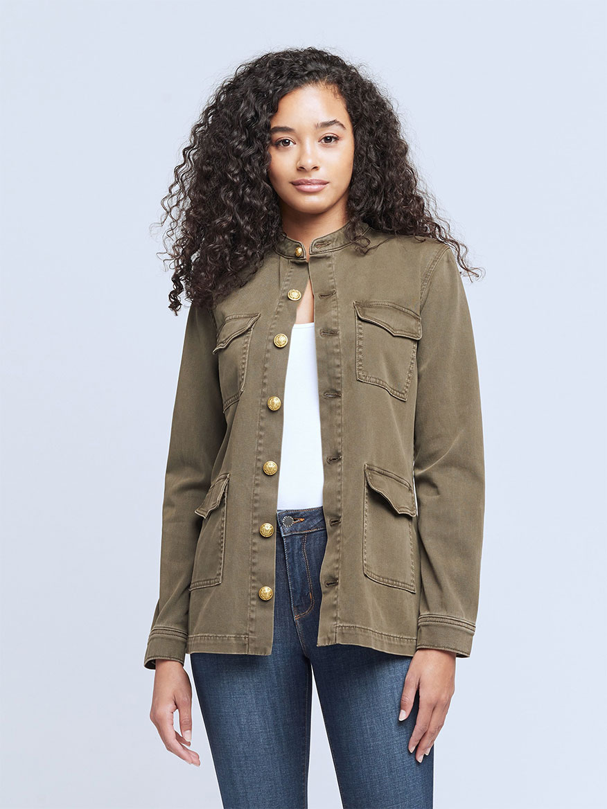 Buy Elaina Jacket Ivy Jackets Larrimors.com