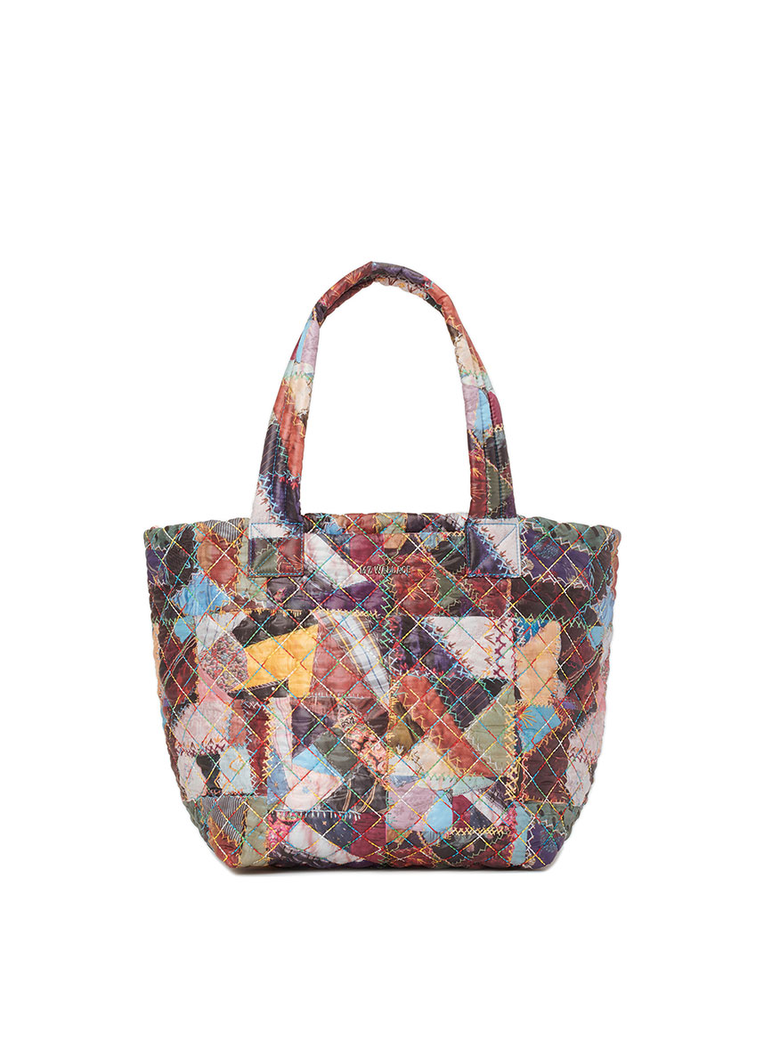 Buy Medium Metro Tote Crazy Quilt Handbags Larrimors.com