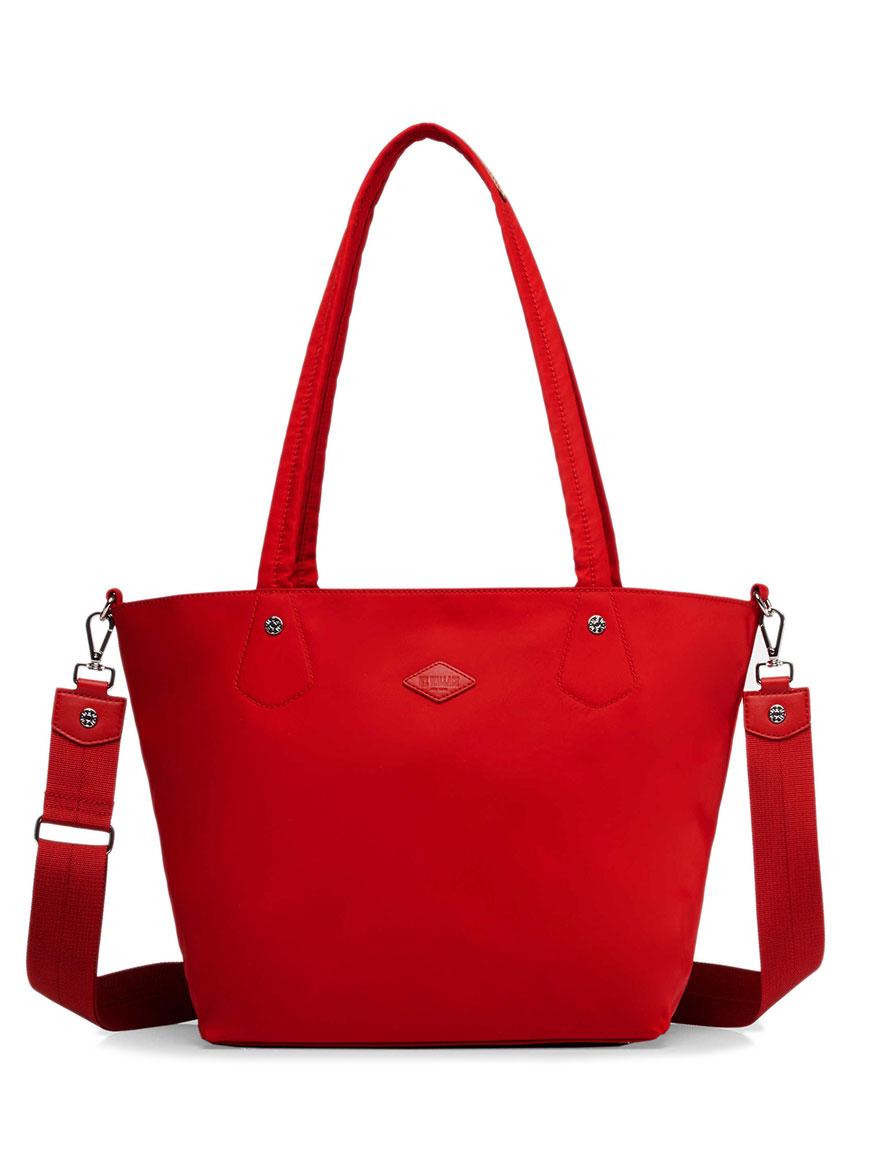 MZ Wallace Medium Soho Tote in Apple Bedford