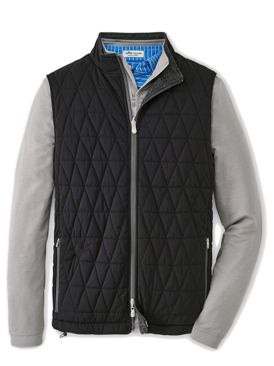 Peter Millar Cloudglow Fairisle Reversible Vest