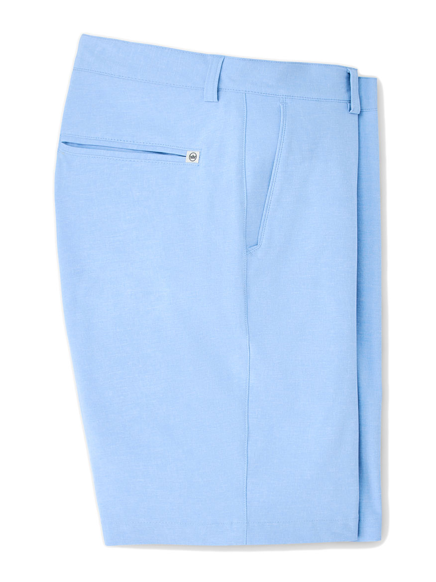 Peter Millar Shackleford Performance Short in Lake Blue