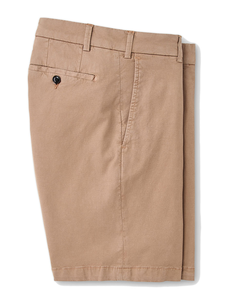 Peter Millar Wayfare Short in Khaki