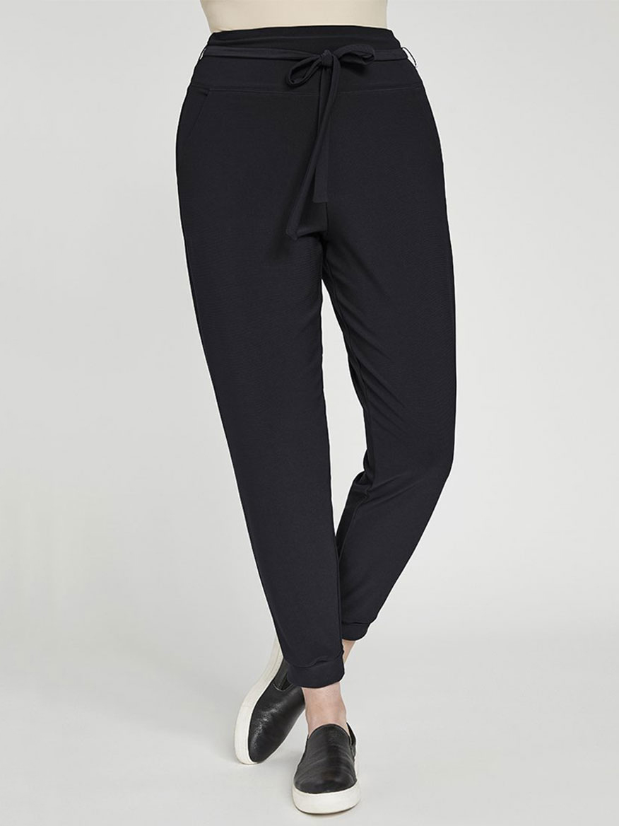 Buy Wander Jogger Black Pants Larrimors.com
