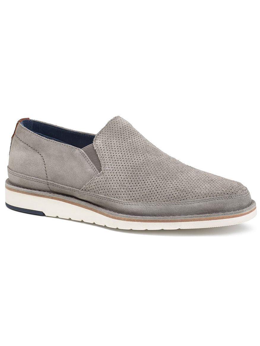 Buy Barnett Grey Shoes Larrimors.com