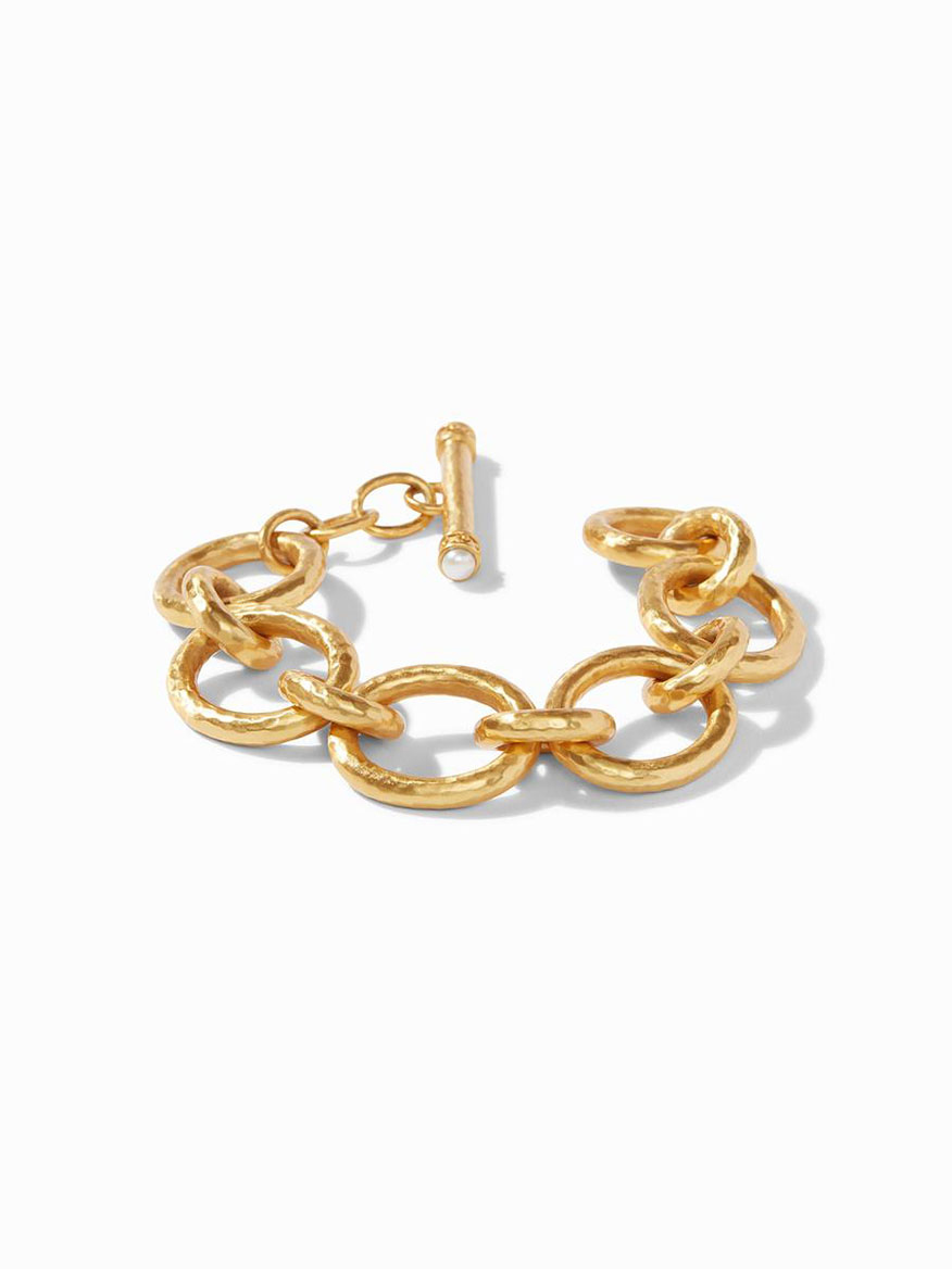 Buy Catalina Large Link Bracelet Gold Jewelry Larrimors.com