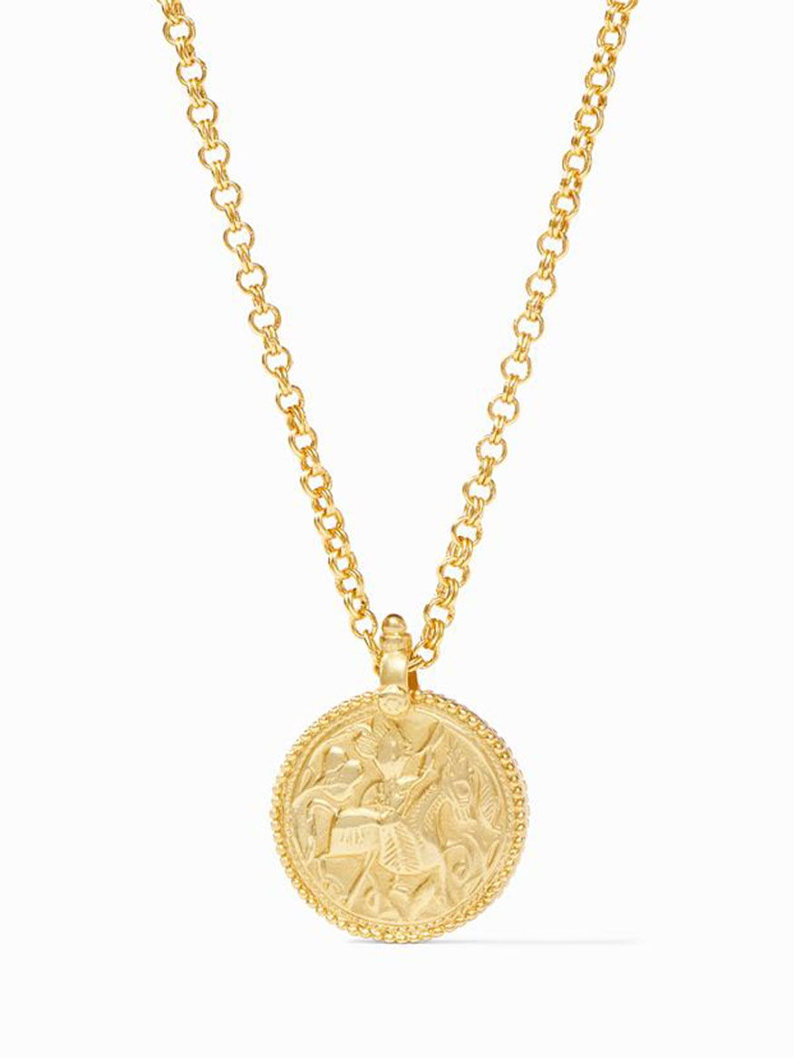 Buy Coin Pendant Gold Jewelry Larrimors.com